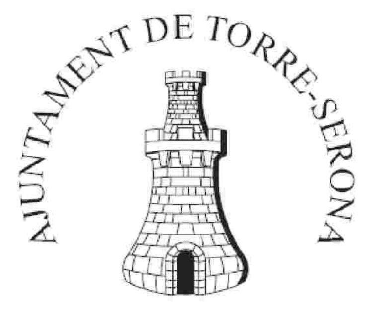 Escut Ajuntament de Torre-serona