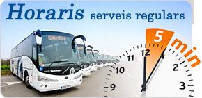 Bus Diurn ATM empresa Gamon